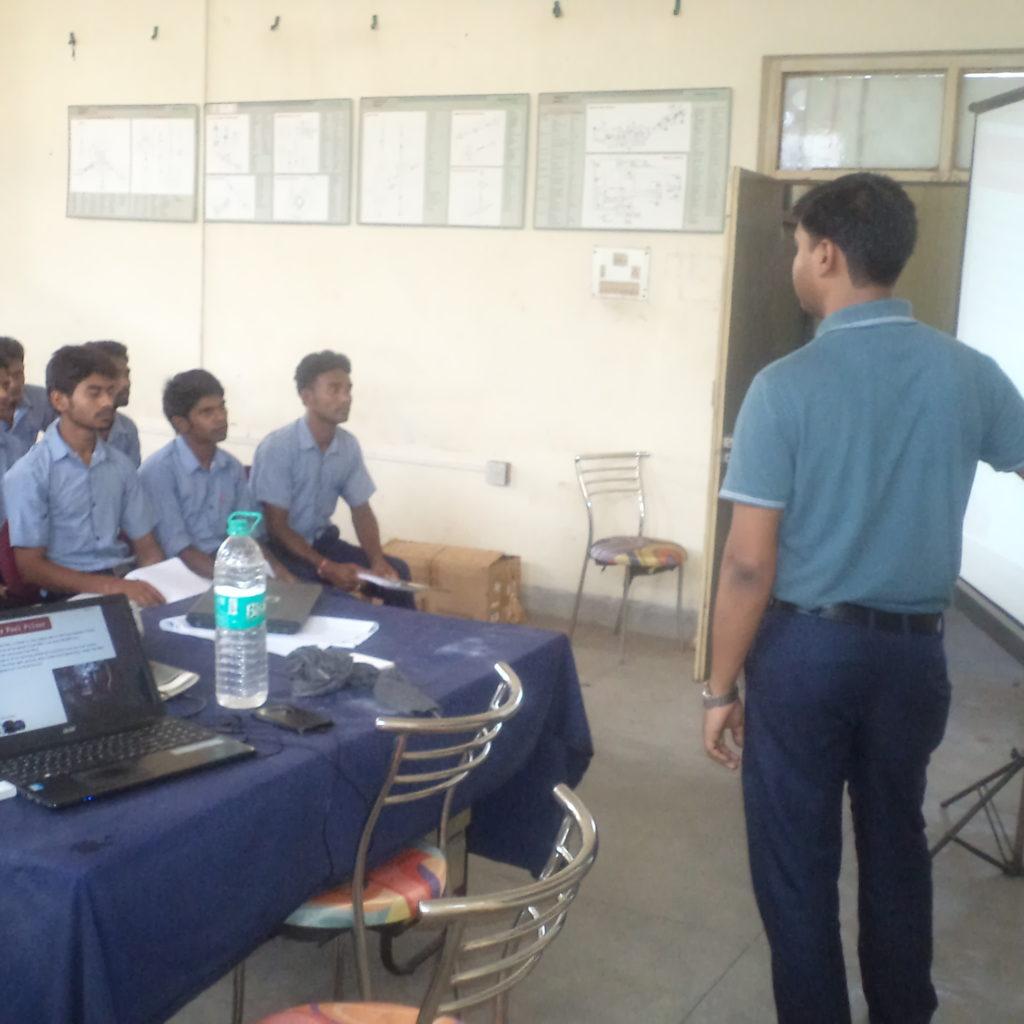 Mahindra Training