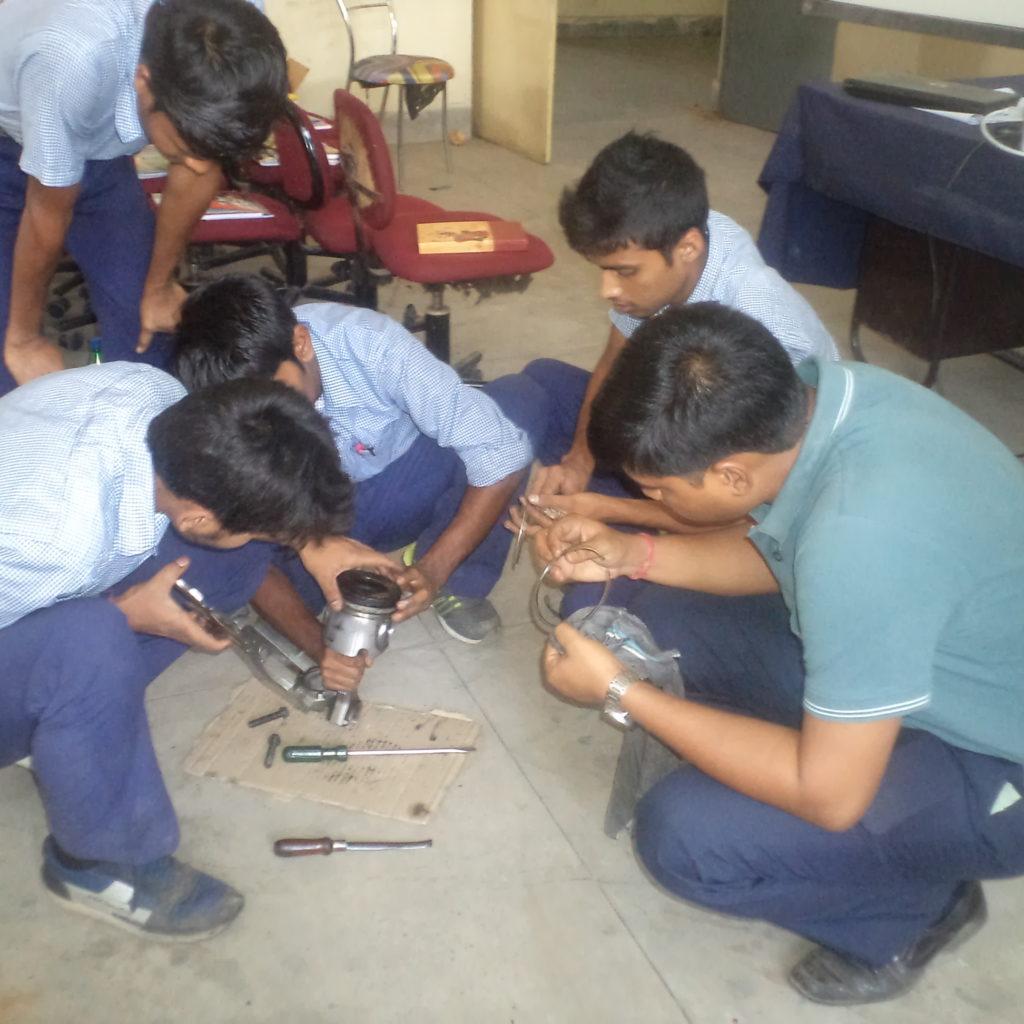Mahindra Training..